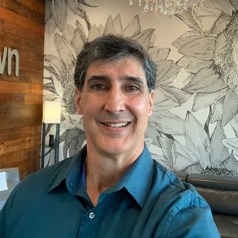 Dr. Guram of HomeTown Dental at Belknap